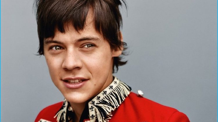 Harry Styles Stars in Massive 3 Cover Story for Another Man