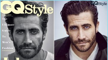 Jake Gyllenhaal Covers British GQ Style, Interviewed by Tom Ford