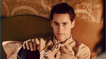 Behind the Scenes: Jared Leto for Gucci Guilty Fragrance Campaign