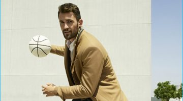 Kevin Love Reunites with Banana Republic for Tailoring Campaign
