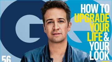 Lin-Manuel Miranda Covers GQ, Talks Success