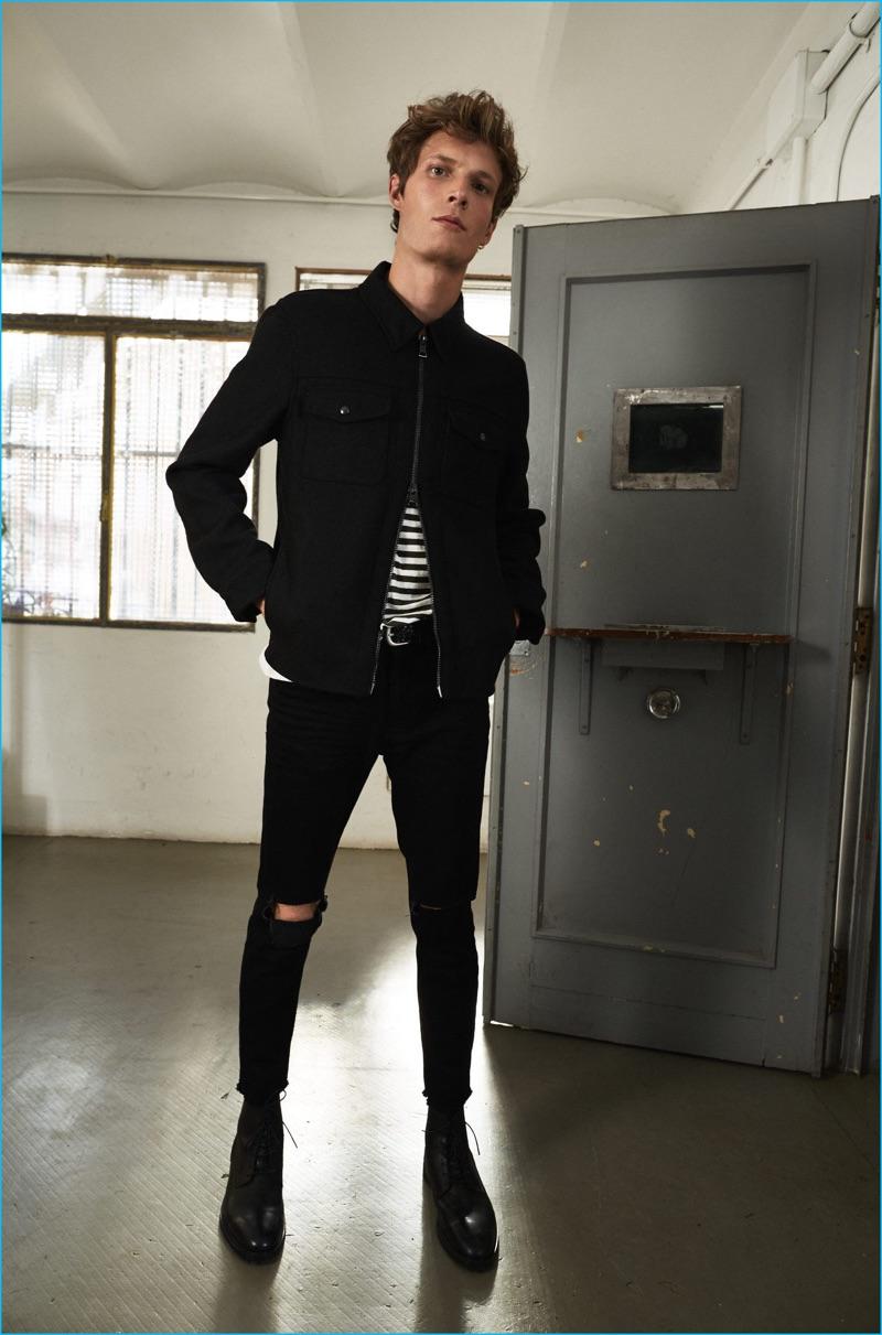 Mango Man 2016 New Post Punk Style The Fashionisto