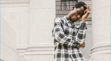 Adonis Bosso Explores the Streets of New York in Matiere's Fall Collection