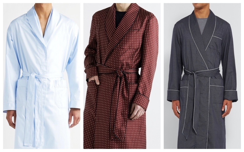 Take It Easy: 6 Chic Robes for the Man of Leisure