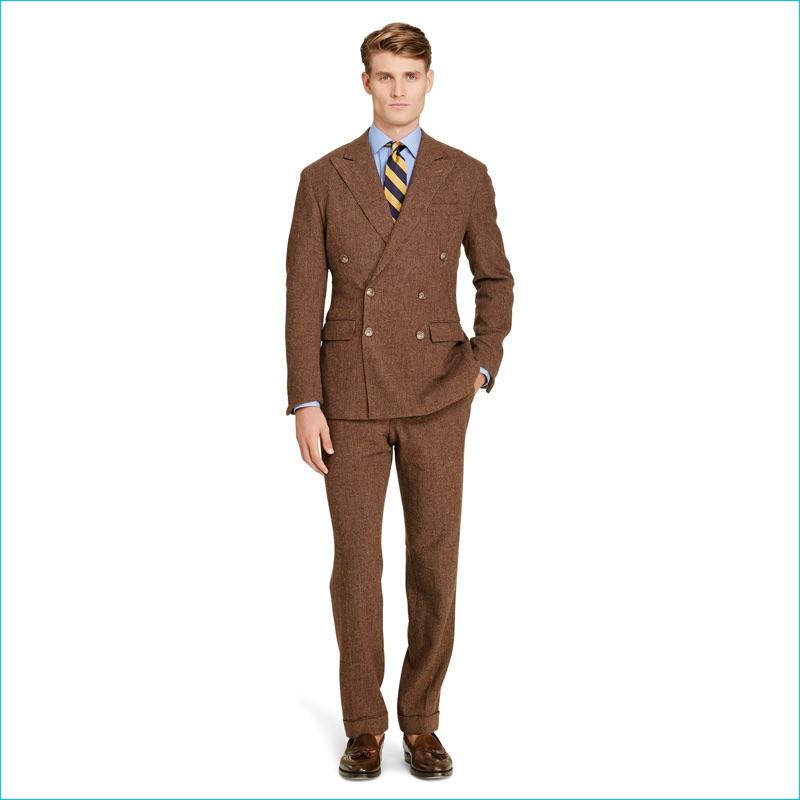 Polo Ralph Lauren Morgan Three-Piece Suit