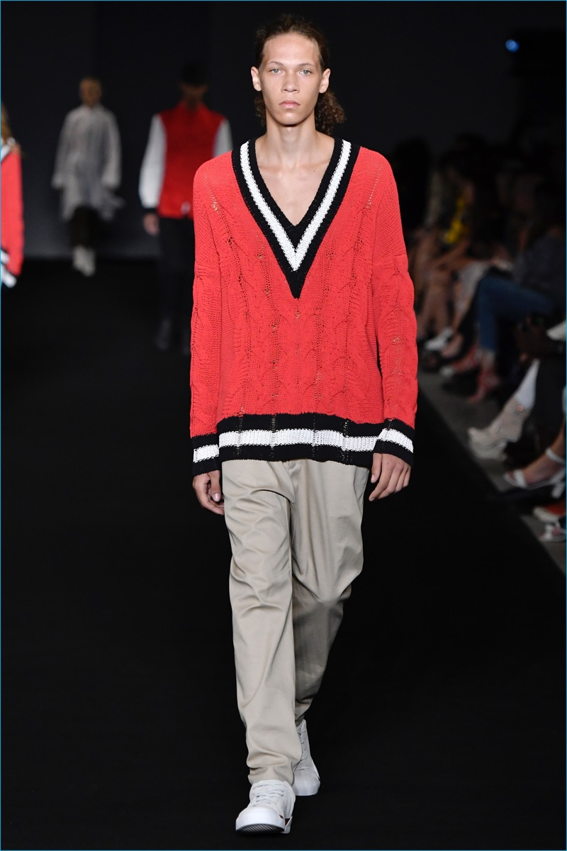 Rag Bone 2017 Springsummer Mens Runway Collection The Fashionisto