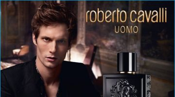 Roberto Cavalli Enlists Felix Gesnouin as Face of Uomo Fragrance