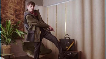 Watch Roch Barbot Dance in Fendi's Fall Campaign Video