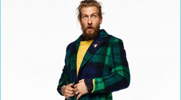 The Uncrowned Royals: Scotch & Soda Delivers Regal Fall Fashions