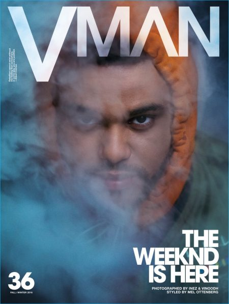 The Weeknd Covers VMAN, Talks Skipping Out on Jimmy Kimmel