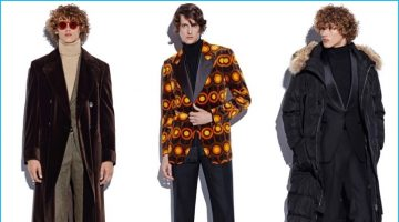 Just In: Tom Ford's Retro-Infused Fall Collection