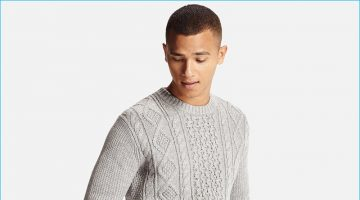 Just In: Uniqlo's Ready to Layer Fall Knits