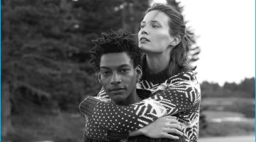 This is Abercrombie & Fitch: Discover the Brand's Holiday Campaign