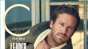 Armie Hammer Covers C for Men, Talks Big Projects vs. Indies