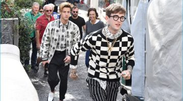 Dolce & Gabbana Rides the Millennial Wave for Spring Campaign