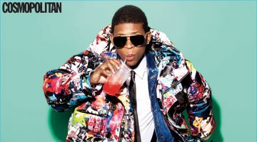 """Bryshere """"Yazz"""" Gray Connects with Cosmopolitan, Dishes on Relationship Deal Breakers"""