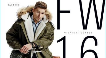 Mikus Lasmanis Steps Into Fall Essentials for GQ Style Mexico
