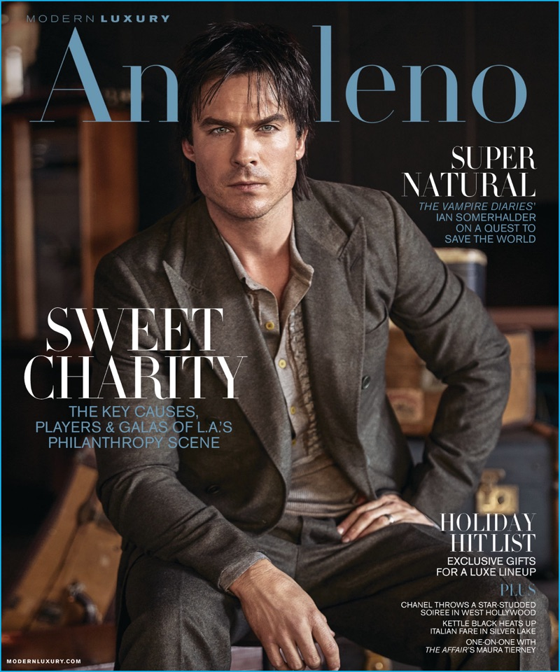 Angeleno Magazine Logo