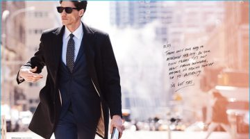 Ryan Kennedy Embraces Smart Around the Clock Style with J.Hilburn