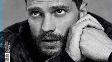 Jamie Dornan Covers Icon El País, Addresses Fifty Shades of Grey Criticism