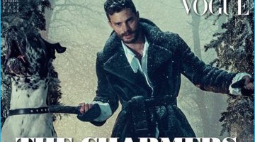 Jamie Dornan Covers L'Uomo Vogue, Talks 'The Fall'