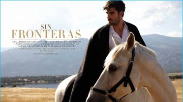 Sin Fronteras: Juan Betancourt Heads Outdoors with Gentleman Mexico