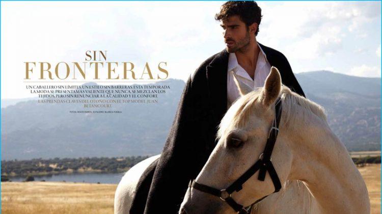 Sin Fronteras: Juan Betancourt Heads Outdoors with Gentleman Mexico