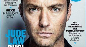 Jude Law Covers GQ France, Reflects on Aging Into Better Roles