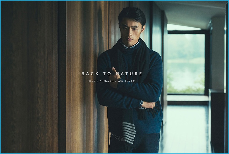 Lei The With Massimo Dutti Zhao Back To Connects Fashionisto Nature Zwtxvq4