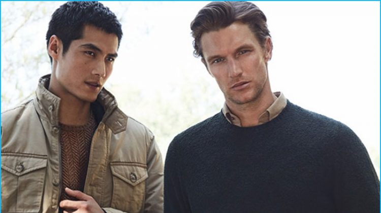 The Fashion File: Massimo Dutti Curates Fall Essentials