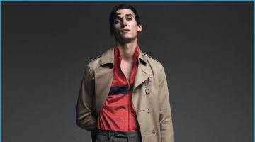 L'Express Styles Brings a Sporty Element to Fall Fashions