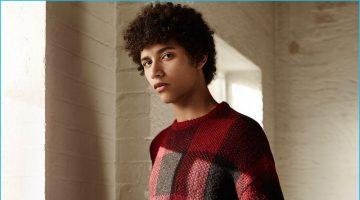 Zara Man Puts the Spotlight on Autumn Knitwear