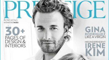 Brad Kroenig & Son Hudson Cover Prestige Hong Kong