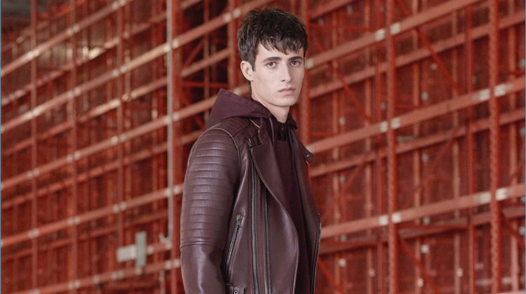 Diesel Black Gold Goes Sporty for Pre-Fall '17 Collection