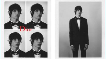 Dior Homme Launches Black Carpet Capsule Collection