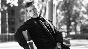Exclusive: Jamie Clarke Poses for Arnaldo Anaya-Lucca, Talks Soccer & Modeling