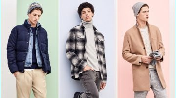 Gap Does Casual Layers for Relaxed Holiday Outing