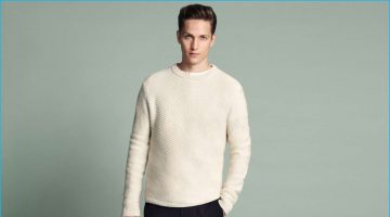 H&M Gets Ready for the Holidays in Style with Peter Bruder