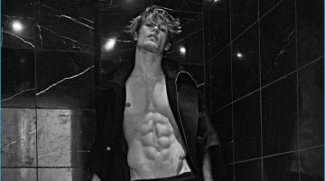 Harry Goodwins Brings the Attitude for Seventh Man Cover Story