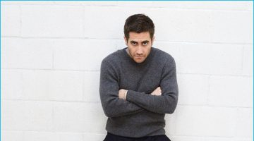 Jake Gyllenhaal Links Up with DuJour, Talks 'Nocturnal Animals'