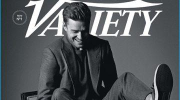 Justin Timberlake Covers Variety Magazine, Talks New Music