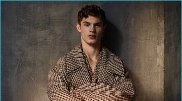 Kit Butler Models Checks & Plaids for How to Spend It
