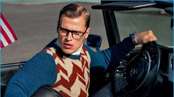 In Style We Trust: Lars Burmeister Channels 60s Prep for Lufthansa