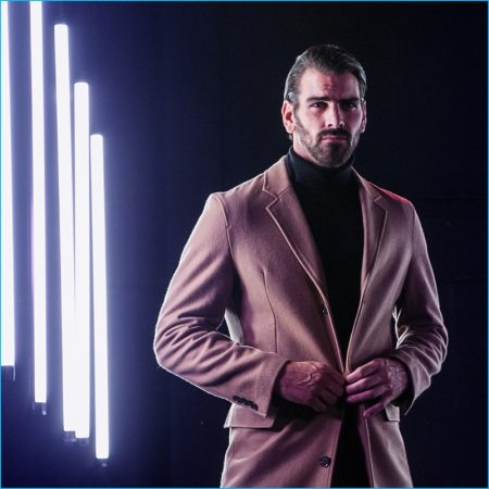 Nyle DiMarco Celebrates the Holidays with INC International Concepts