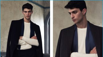 Matthew Bell Dresses for the Holidays in Reiss' Formal Attire