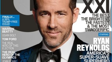 Ryan Reynolds Covers GQ's Men of the Year Issue, Talks Anxiety Post 'Deadpool'