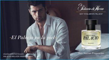 Sean O'Pry Stars in Esencia de El Palacio's Fragrance Campaign