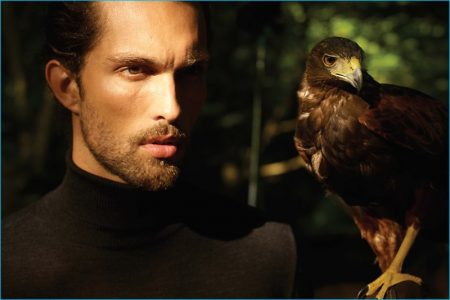 Tobias Sorensen Works with Birds for Network's Fall Campaign