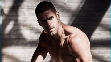 Chad White Shows Sporty Edge for Todd Snyder + Champion Fall Campaign