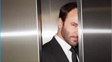 Tom Ford Connects with WSJ, Talks Beauty & 'Nocturnal Animals'